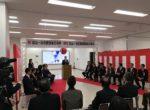 富山-台北便就航5周年記念式典